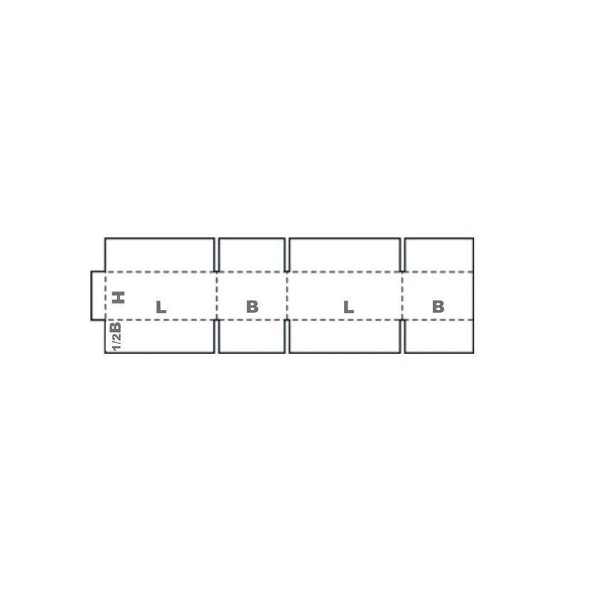 t vrstv kartonov krabice 3vvl 350 x 200 x 200 mm. Black Bedroom Furniture Sets. Home Design Ideas