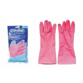 Pracovní rukavice gumové - pro práci do mokrého prostředí  b065ca1700